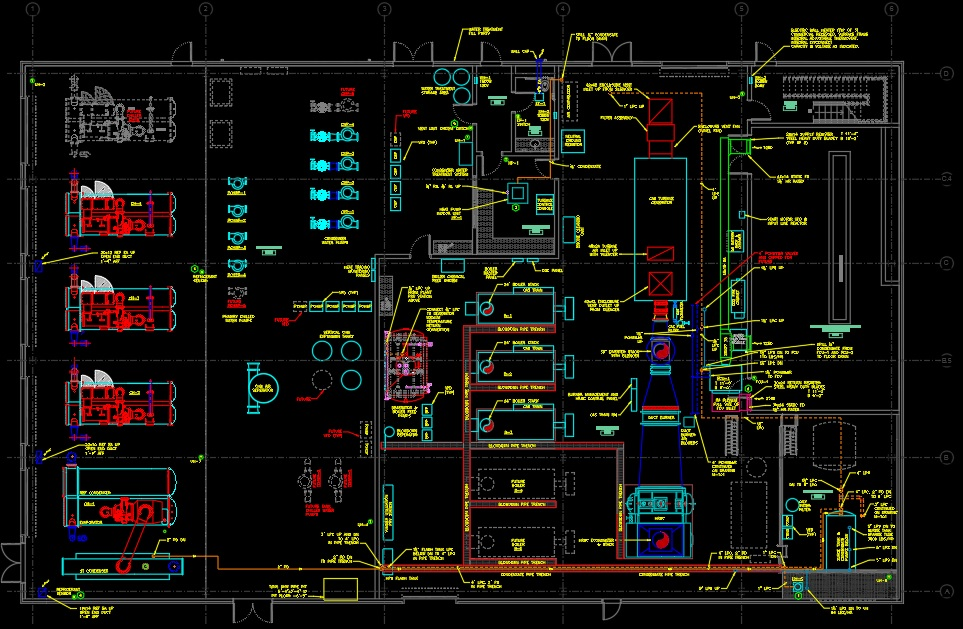 HVAC Floorplan